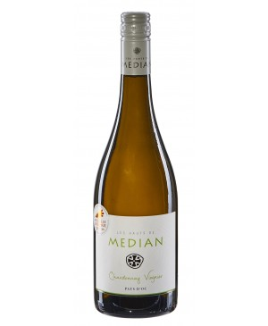 Le Hauts de median Chardonnay