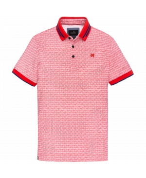 Vanguard Heren Polo